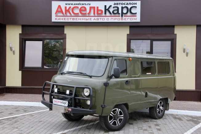 УАЗ Буханка, 2016 год, 499 000 руб.