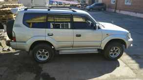 Свободный Land Cruiser Prado