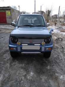 Амурск Pajero Mini 1997