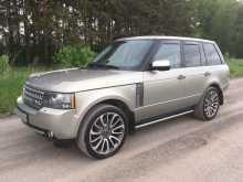 Кемерово Range Rover 2010