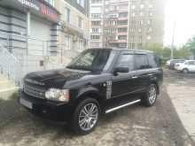 Челябинск Range Rover 2008