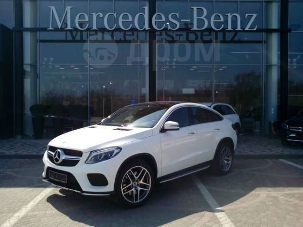 Mercedes-Benz GLE Coupe, 2018 год, 5 280 000 руб.