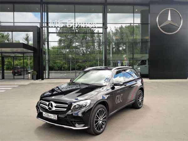 Mercedes-Benz GLC, 2017 год, 3 521 000 руб.