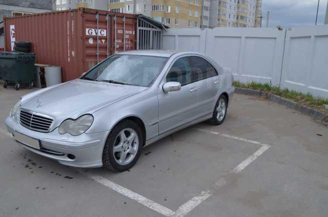 Mercedes-Benz C-Class, 2002 год, 310 000 руб.
