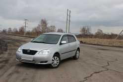 Новокузнецк Corolla 2004