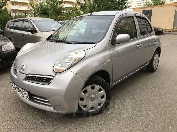 Nissan March, 2010 год, 319 000 руб.