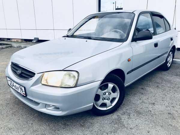 Hyundai Accent, 2011 год, 299 000 руб.