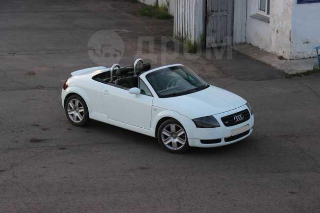 Audi TT, 2004 год, 470 000 руб.