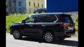 Lexus LX, 2017 г., Красноярск