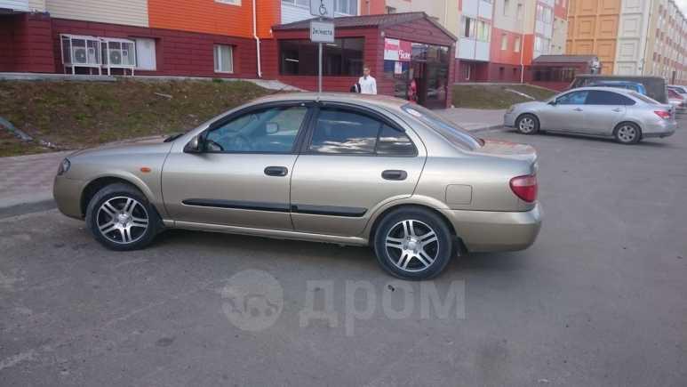 Nissan Almera, 2004 год, 295 000 руб.