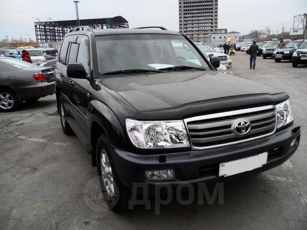 Toyota Land Cruiser, 2005 год, 1 350 000 руб.