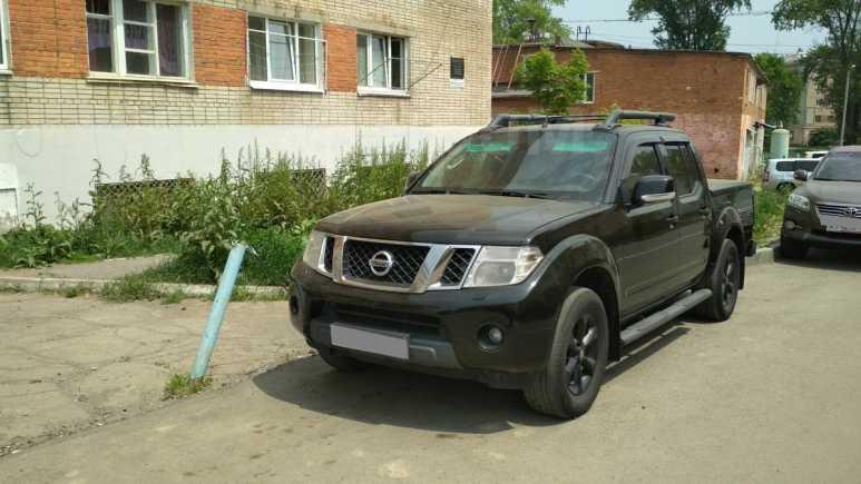 Nissan Navara, 2012 год, 1 115 000 руб.