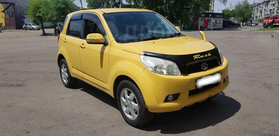 Toyota Rush, 2007 год, 430 000 руб.