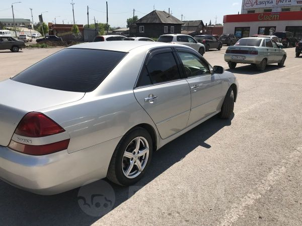 Toyota Mark II, 2001 год, 456 000 руб.
