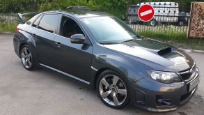 Новокузнецк Impreza WRX STI