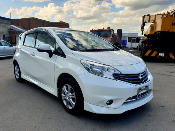 Nissan Note, 2013 год, 565 000 руб.