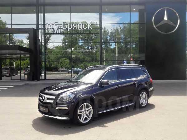 Mercedes-Benz GL-Class, 2015 год, 3 199 500 руб.