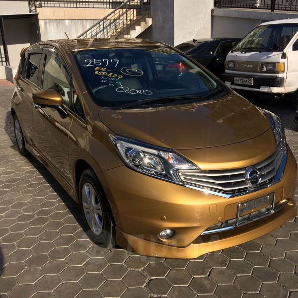 Nissan Note, 2015 год, 640 000 руб.