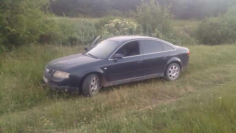 Audi A6, 2001 год, 215 000 руб.