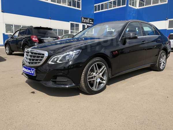 Mercedes-Benz E-Class, 2014 год, 1 220 000 руб.