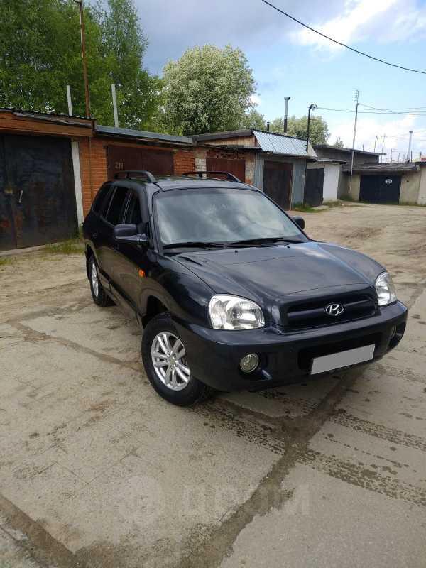 Hyundai Santa Fe Classic, 2008 год, 440 000 руб.