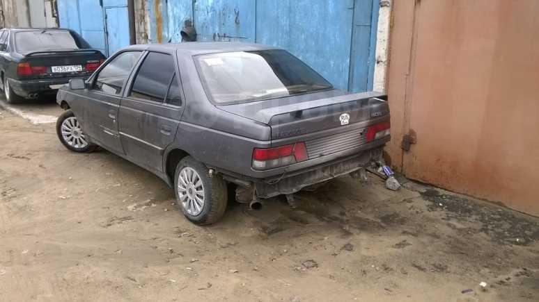 Peugeot 405, 1989 год, 60 000 руб.