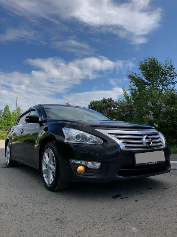 Nissan Teana, 2014 год, 1 070 000 руб.