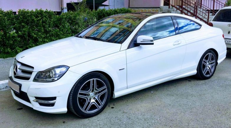 Mercedes-Benz C-Class, 2012 год, 1 150 000 руб.