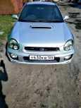 Subaru Impreza WRX, 2001 год, 280 000 руб.