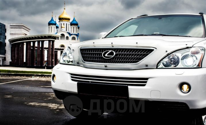 Lexus RX400h, 2005 год, 1 300 000 руб.