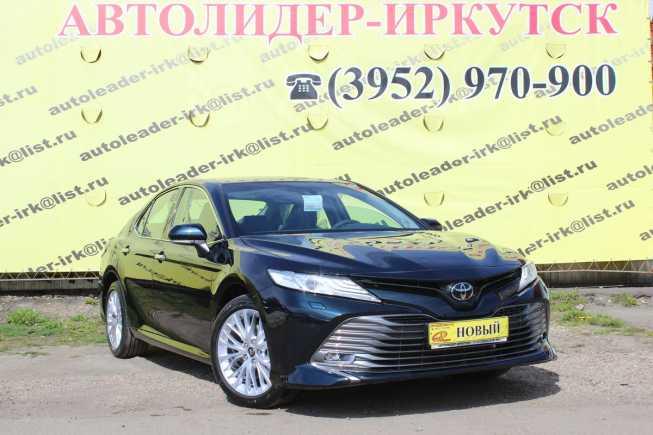 Toyota Camry, 2018 год, 2 185 000 руб.