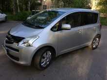 Toyota Ractis, 2006 г., Барнаул
