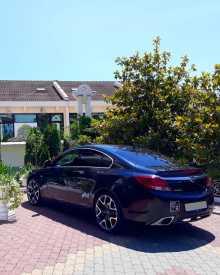 Сочи Opel Insignia 2012