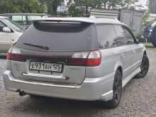 Subaru Legacy, 2001 г., Владивосток