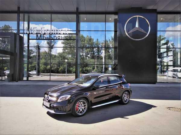 Mercedes-Benz GLA-Class, 2018 год, 3 818 000 руб.