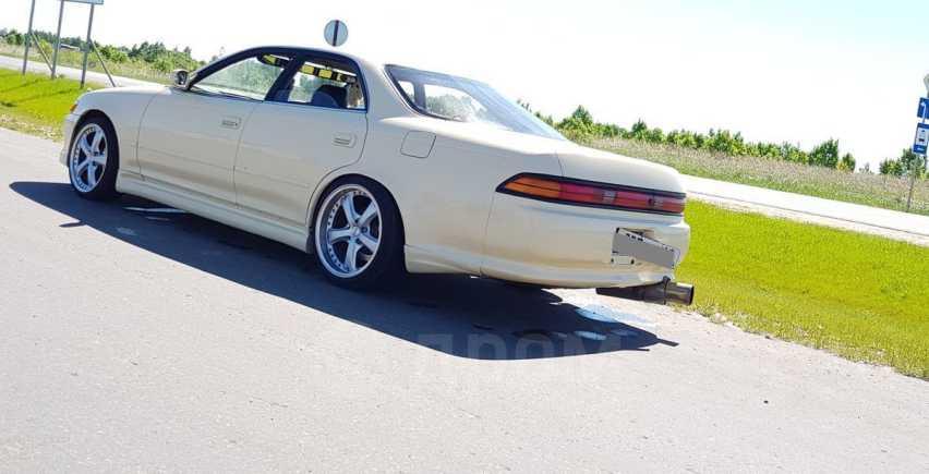 Toyota Mark II, 1996 год, 395 000 руб.
