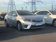 Toyota Corolla, 2015 г., Москва