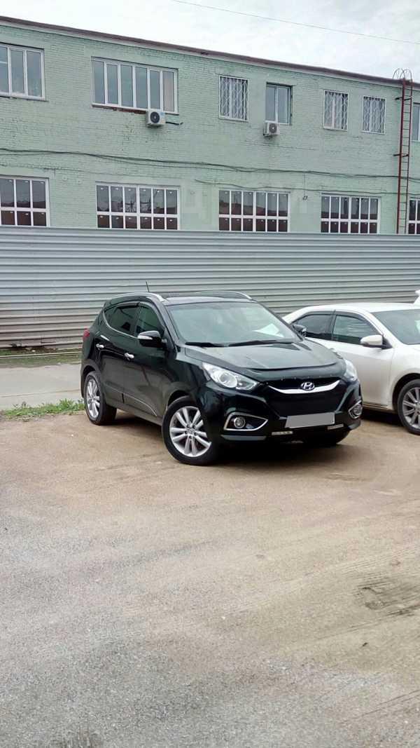Hyundai ix35, 2010 год, 1 000 000 руб.