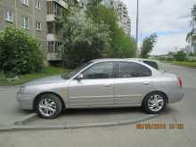 Hyundai Elantra, 2001 г., Екатеринбург