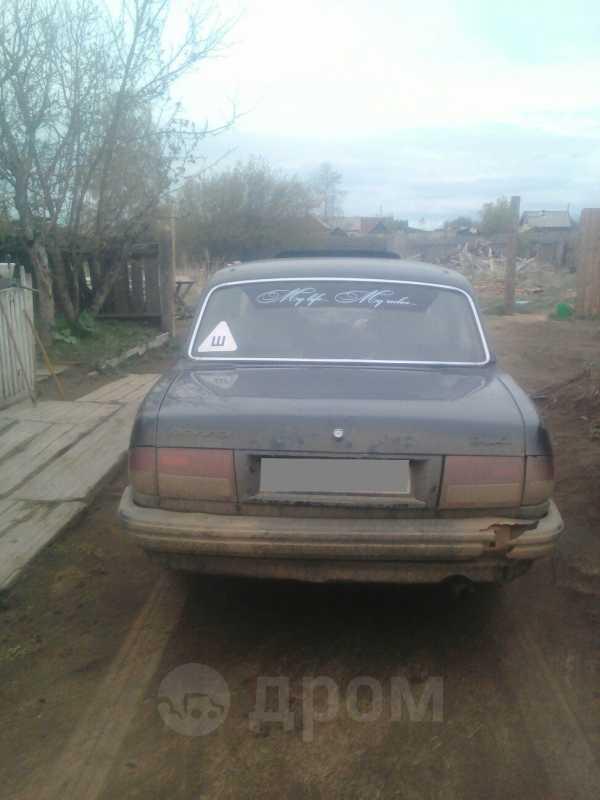 ГАЗ 3110 Волга, 1998 год, 58 000 руб.