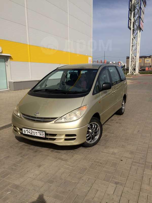 Toyota Estima, 2000 год, 479 000 руб.