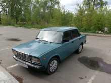 ВАЗ (Лада) 2107, 2005 г., Омск