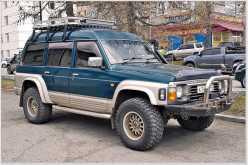 Петропавловск-Кам... Nissan Safari 1995