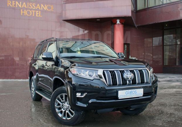 Toyota Land Cruiser Prado, 2018 год, 4 005 000 руб.