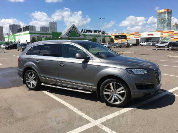 Audi Q7, 2011 год, 1 390 000 руб.