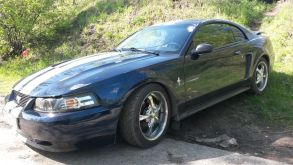 Ford Mustang, 2002 г., Новокузнецк