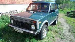 Калачинск 4x4 2121 Нива 1998