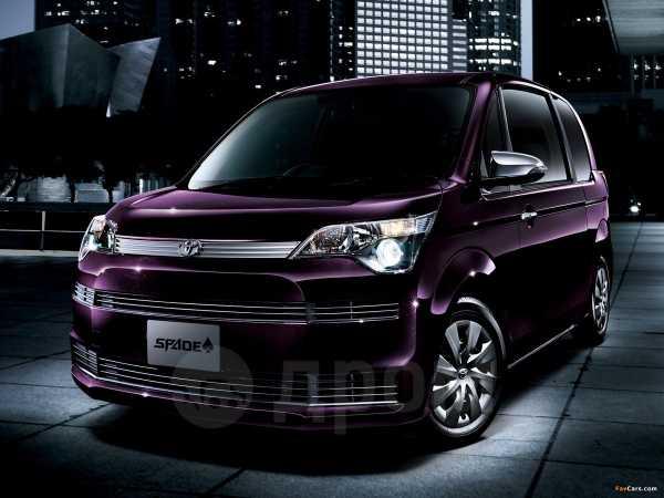 Toyota Spade, 2013 год, 495 000 руб.
