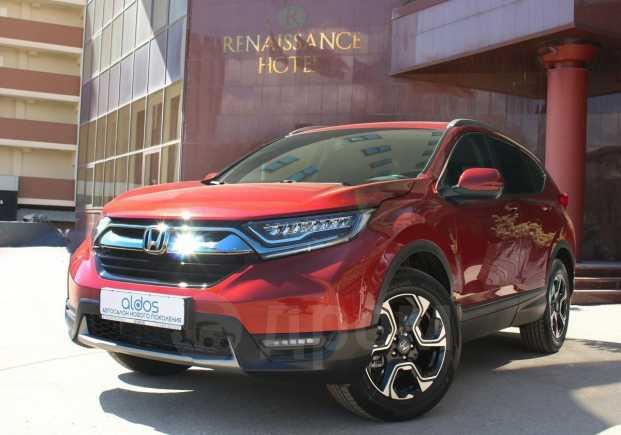 Honda CR-V, 2018 год, 2 072 000 руб.