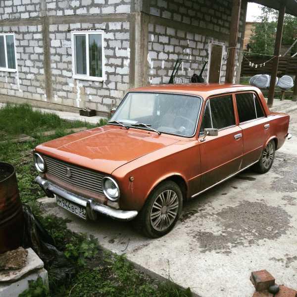 Лада 2101, 1983 год, 50 000 руб.